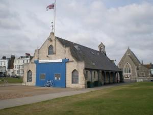 Walmer Lifeboat House